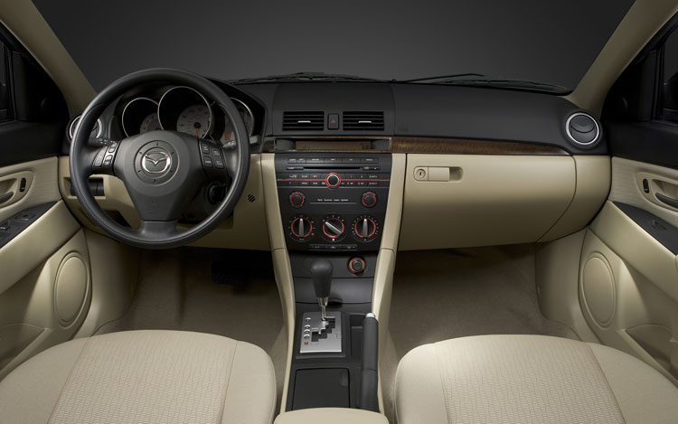 Mazda Updates Prices 2008 Mazda3 Adds New Trim Level