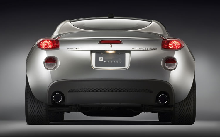 2009 Pontiac Solstice Coupe First Look Motor Trend