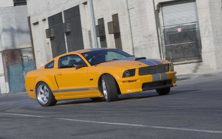2008 Shelby Gt C Mustang First Drive Motor Trend