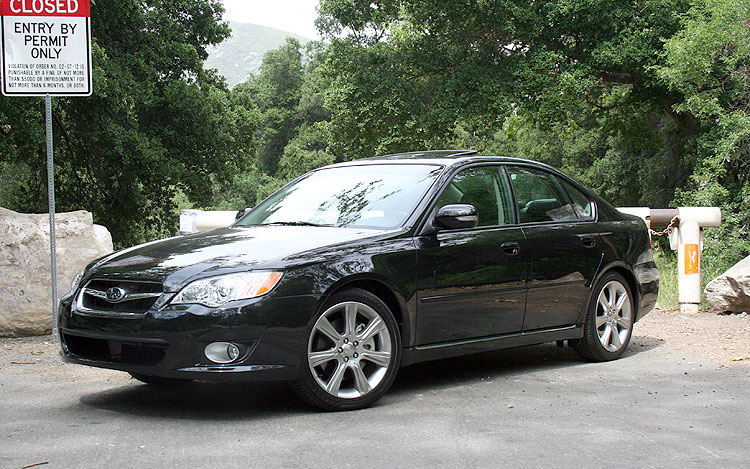 2008 subaru legacy 30 r limited quick drive motor trend. Black Bedroom Furniture Sets. Home Design Ideas