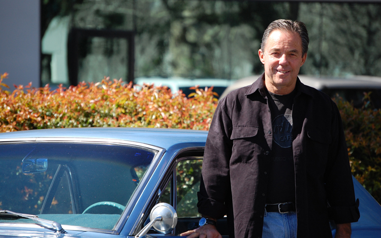 Driving Instructor Danny Mckeever Teaches Hollywood Stars