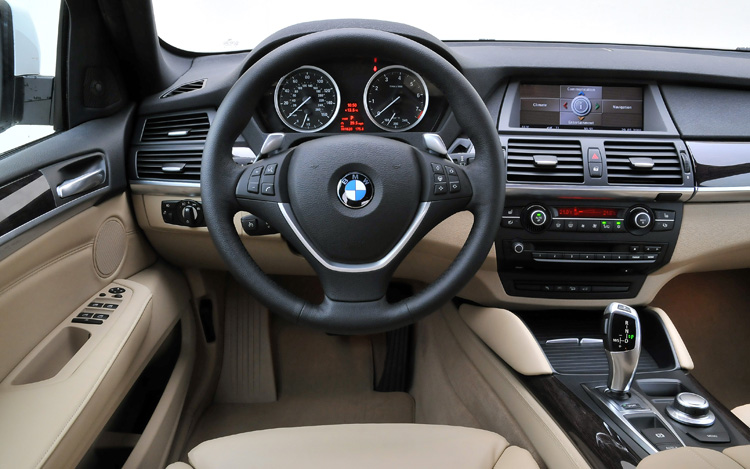 2008 Bmw X6 First Drive Motor Trend