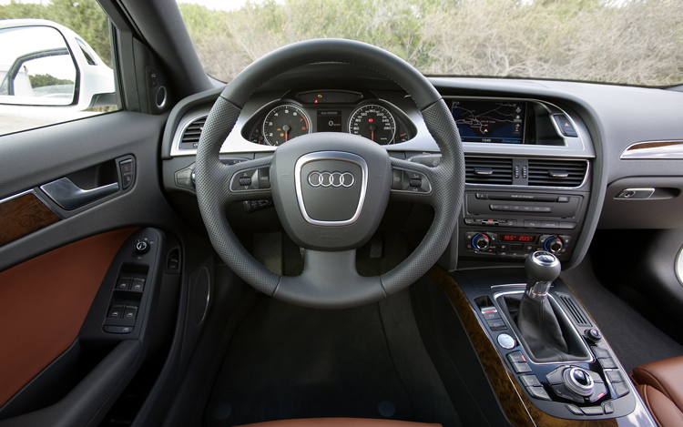 2009 audi a4 avant first drive motor trend. Black Bedroom Furniture Sets. Home Design Ideas