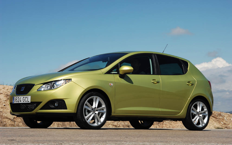2009 seat ibiza first drive motor trend. Black Bedroom Furniture Sets. Home Design Ideas
