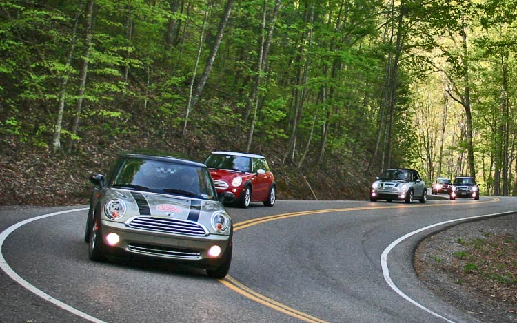 6th Annual Minis on the Dragon - Event Coverage - Motor Trend