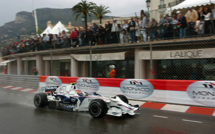 Pole atop the podium an inside look at first time f1 for Garage mini monaco