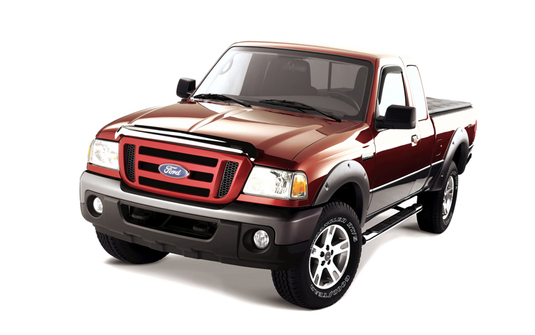 2008 Ford Ranger First Look Motor Trend