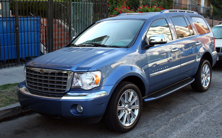 2008 Chrysler Aspen Limited 4wd - Quick Drive