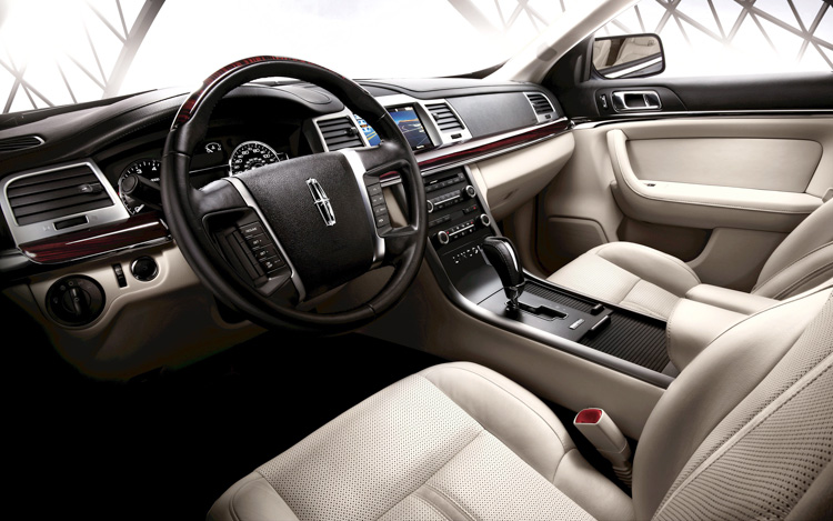 2009 lincoln mks first drive motor trend. Black Bedroom Furniture Sets. Home Design Ideas