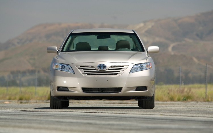 2008 toyota camry le pzev quick test motor trend. Black Bedroom Furniture Sets. Home Design Ideas