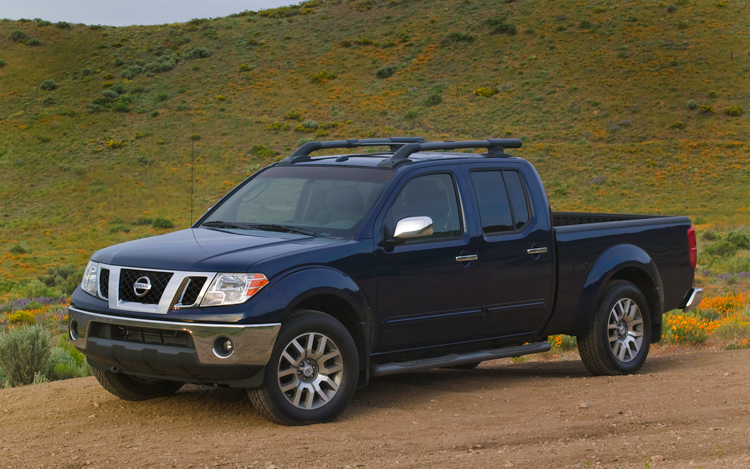 2009 Nissan Frontier First Look on infiniti jeep