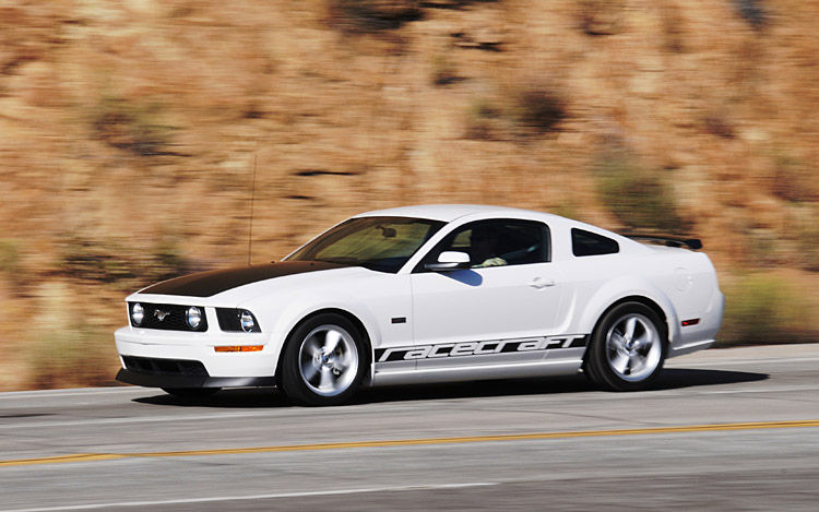 2008 Racecraft 420 S Ford Mustang - First Test of the Saleen Racecraft Mustang - Motor Trend