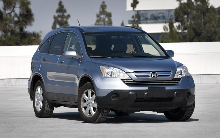 honda cr v test 2007 honda cr v long term update 4 motor trend. Black Bedroom Furniture Sets. Home Design Ideas