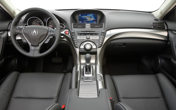Z Acura Tl Interior View