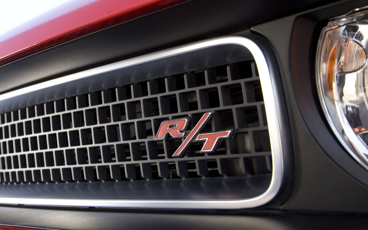112_0810_11z 2009_dodge_challenger_RT grille 2009 dodge challenger r t and 2009 dodge challenger se first  at fashall.co