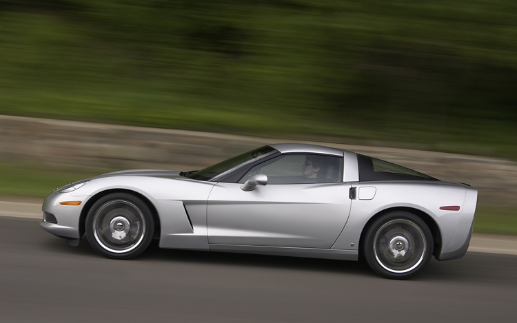 2009 Chevrolet Corvette First Look Motor Trend