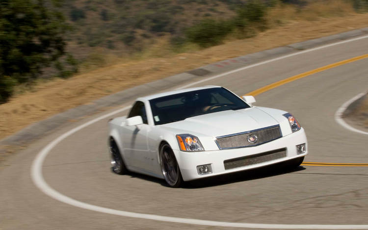 2008 d3 cadillac xlr v tuners motor trend for Motor vehicle crashes cost american