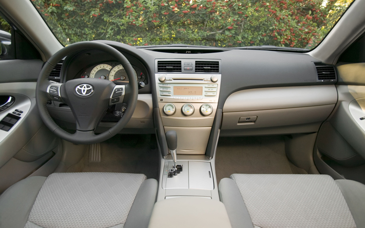 2009 Toyota Camry First Look Motor Trend