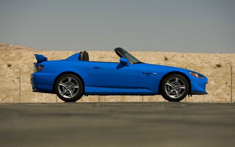 2008 honda s2000 cr track drive motor trend for Long beach honda dealer