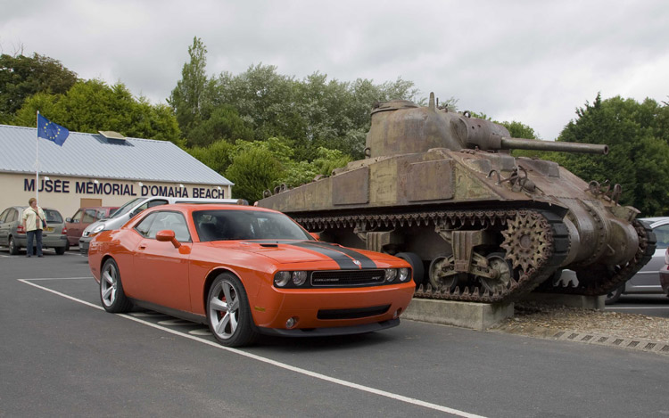 Dodge Challenger In Europe Features Motor Trend