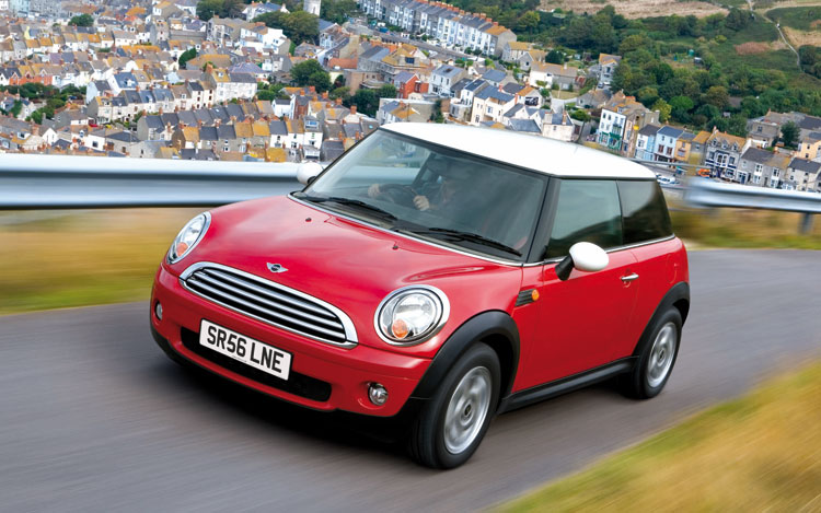 2009 Mini Cooper First Look Motor Trend