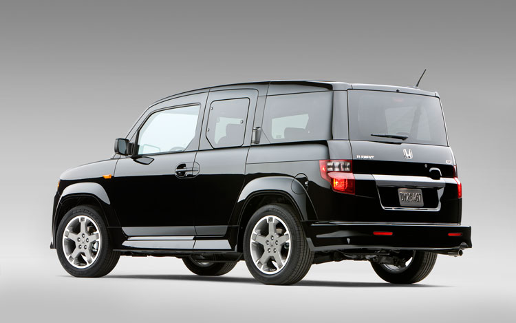 2009 honda element first look motor trend for Long beach honda dealer