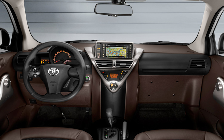 toyota iq to become scion for u s new scion to debut at l a auto show. Black Bedroom Furniture Sets. Home Design Ideas