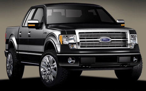 2009 ford f 150 first drive motor trend. Black Bedroom Furniture Sets. Home Design Ideas