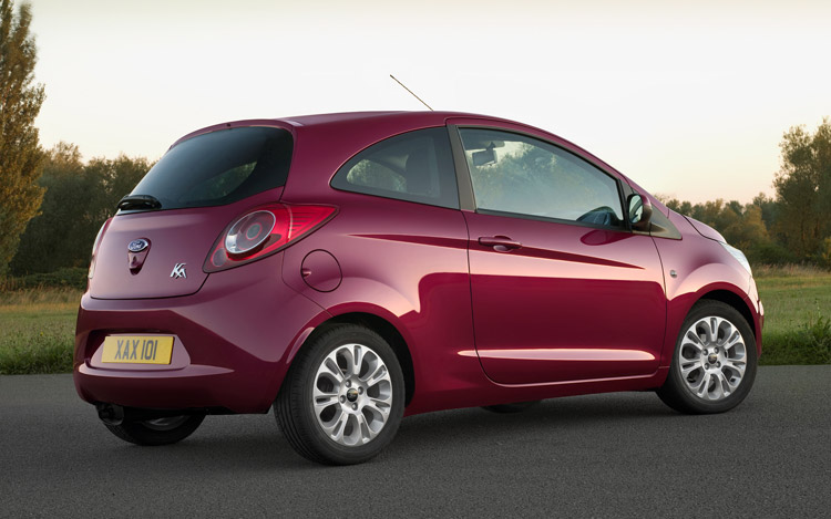 2008 Ford Ka First Drive Of Ford S European Subcompact
