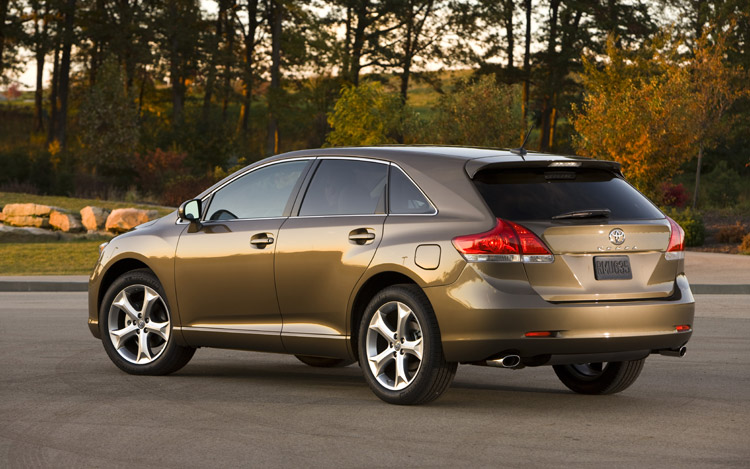2009 Toyota Venza First Drive Of Toyota S New Venza