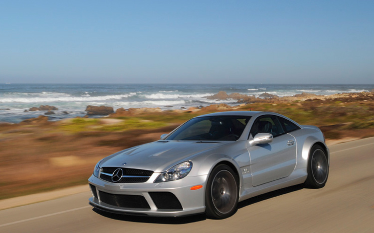 2010 mercedes-benz sl65 amg black series - first test of the