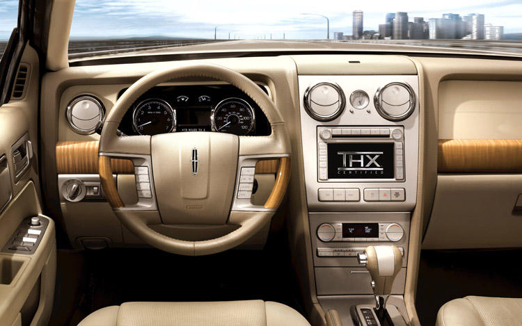 2010 Lincoln Mkz Comparison Photo Gallery Motor Trend