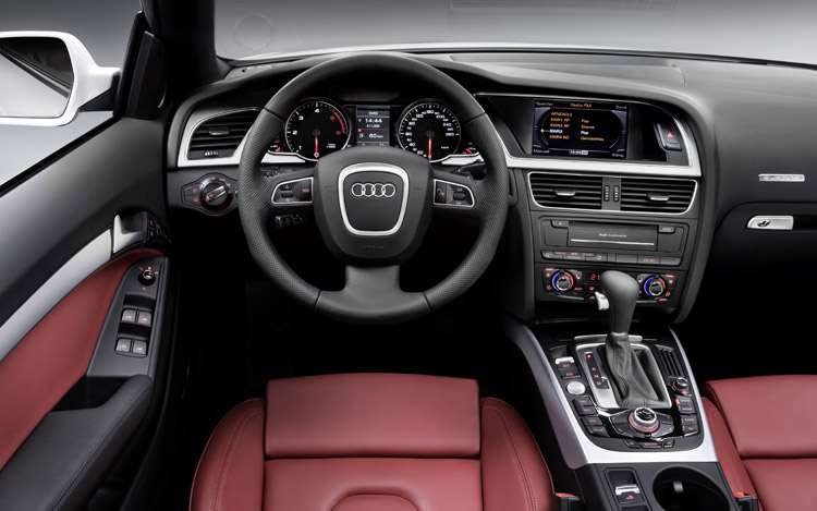 2010 Audi A5/S5 Cabriolet - First photos and details of Audi's new ...