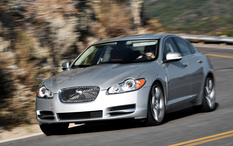 2009 jaguar xf supercharged long term update no 1 motor trend. Black Bedroom Furniture Sets. Home Design Ideas