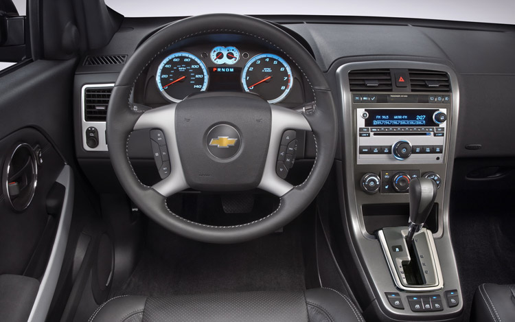 2010 Chevrolet Equinox Comparison Photo Gallery Motor