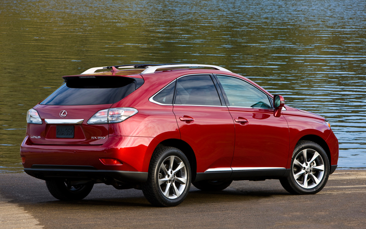 2010 lexus rx first drive of the new lexus rx motor trend publicscrutiny Image collections