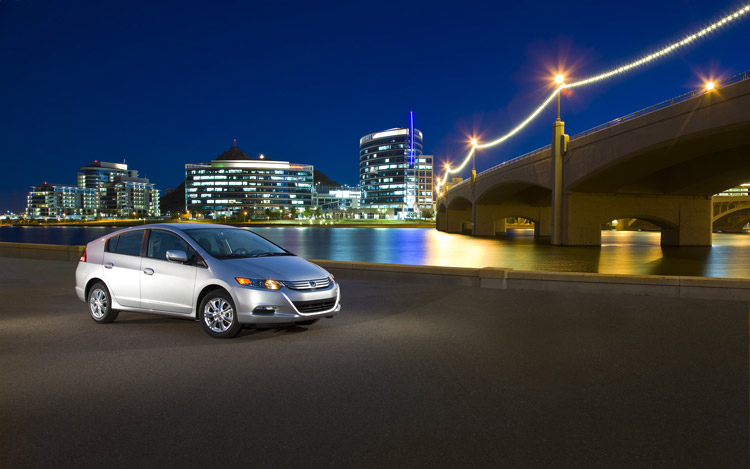 2010 honda insight first drive motor trend for Is motor trend on demand worth it