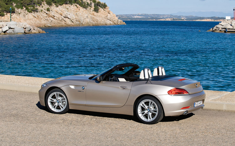 2009 Bmw Z4 Comparison Gallery Motor Trend