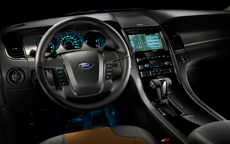 2010 Ford Taurus Sho First Look Motor Trend