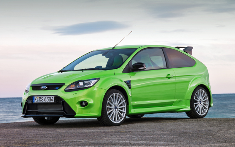 2010 Ford Focus Rs First Drive Motor Trend