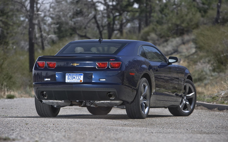 2010 Chevrolet Camaro - First Test of Chevrolet's all-new 2010 ...