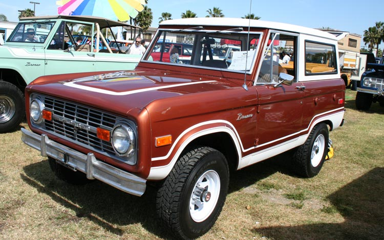 Wheeler Dealers Bronco >> 24th Annual Fabulous Fords Forever - Event Coverage and Photos - Motor Trend