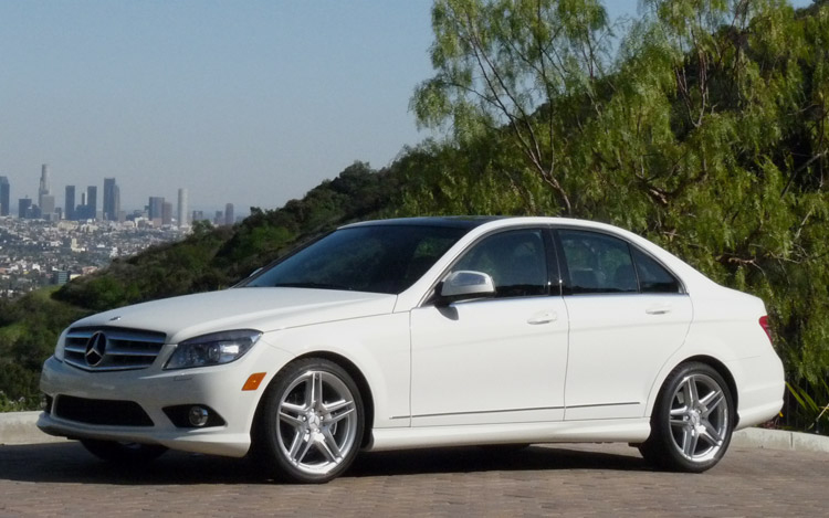 2009 mercedes benz c300 first drive motor trend for 2009 mercedes benz c 300