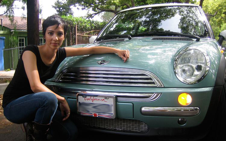 Sonita Henry Actress In Quot Star Trek Quot Celebrity Drive