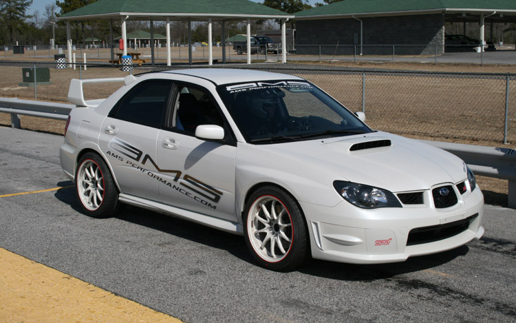 2007 subaru wrx sti mike lattos and eric vancleef one. Black Bedroom Furniture Sets. Home Design Ideas