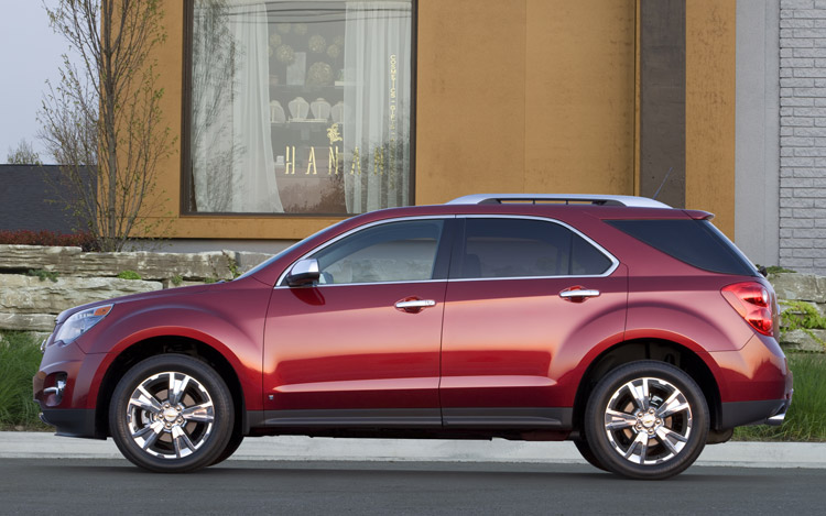 2010 Chevrolet Equinox First Drive - Review of the 2010 ...