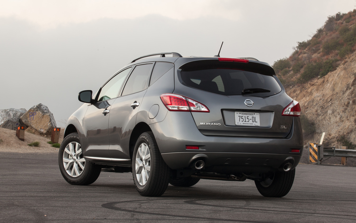 Nissan Has Announced Pricing On Its 2013 Murano Crossover Models, Along  With The Addition Of Some Color And Equipment Changes.