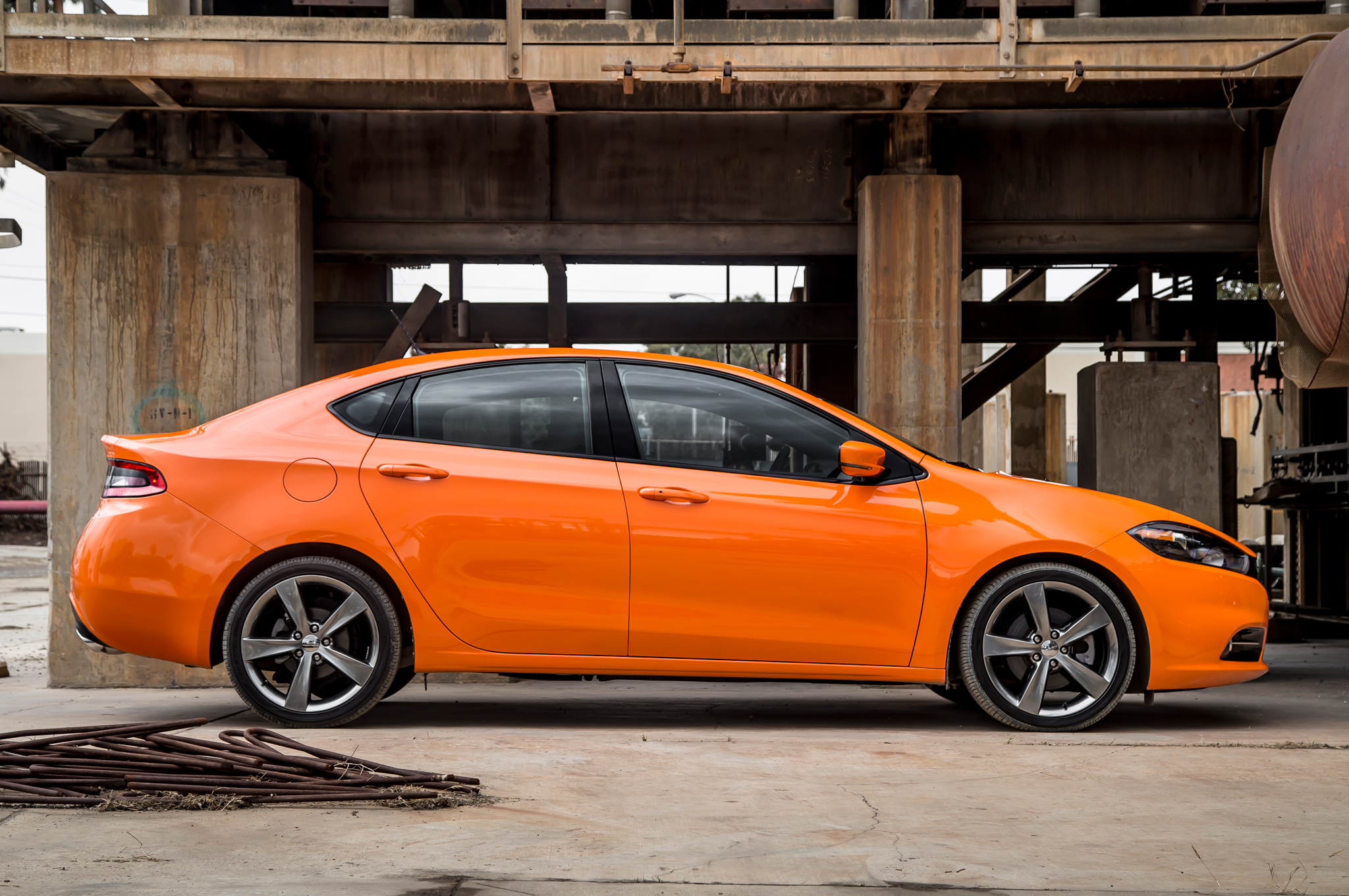 2014 Dodge Dart Gt First Test
