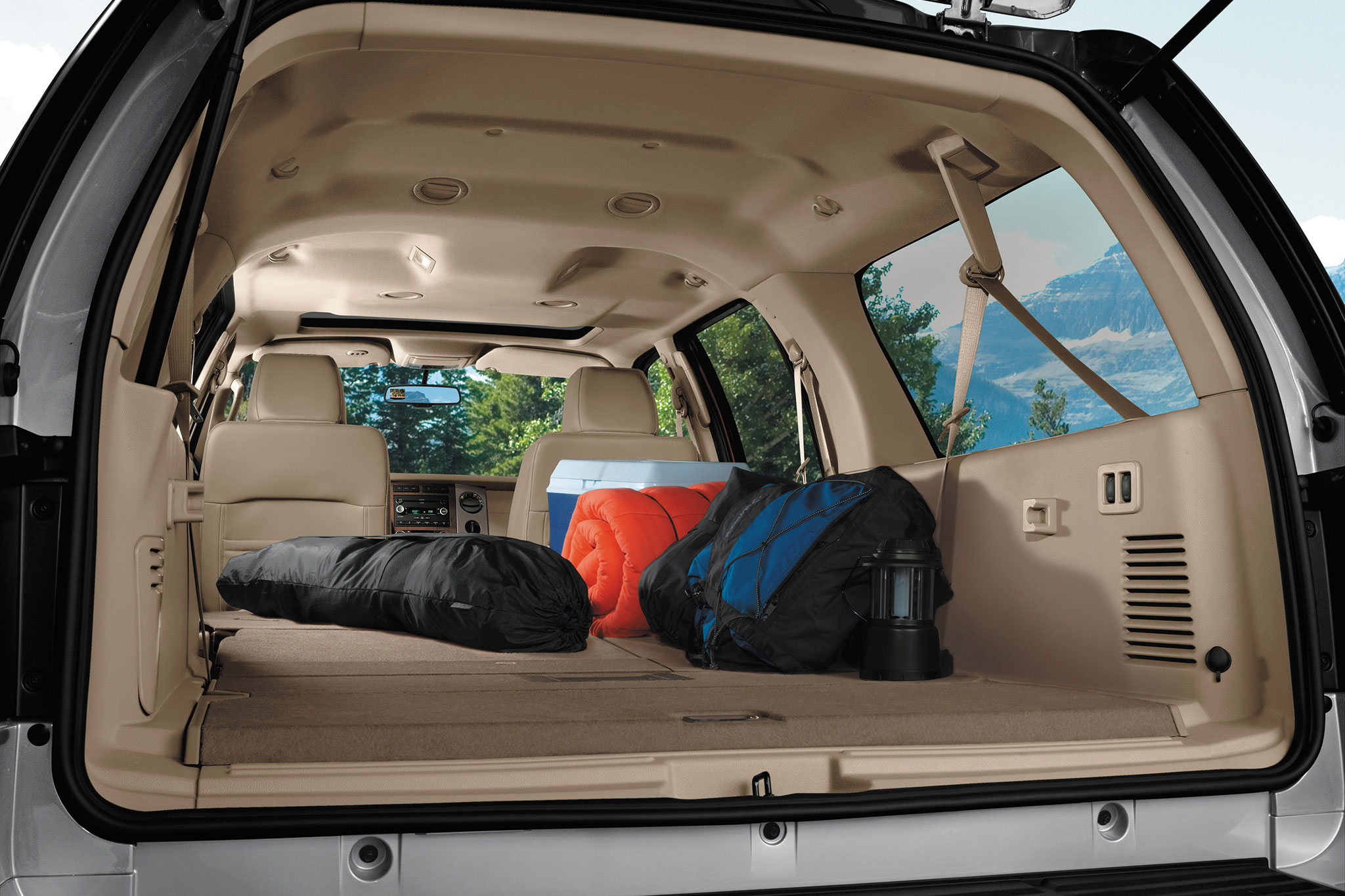 Ford Expedition El   Cubic Feet