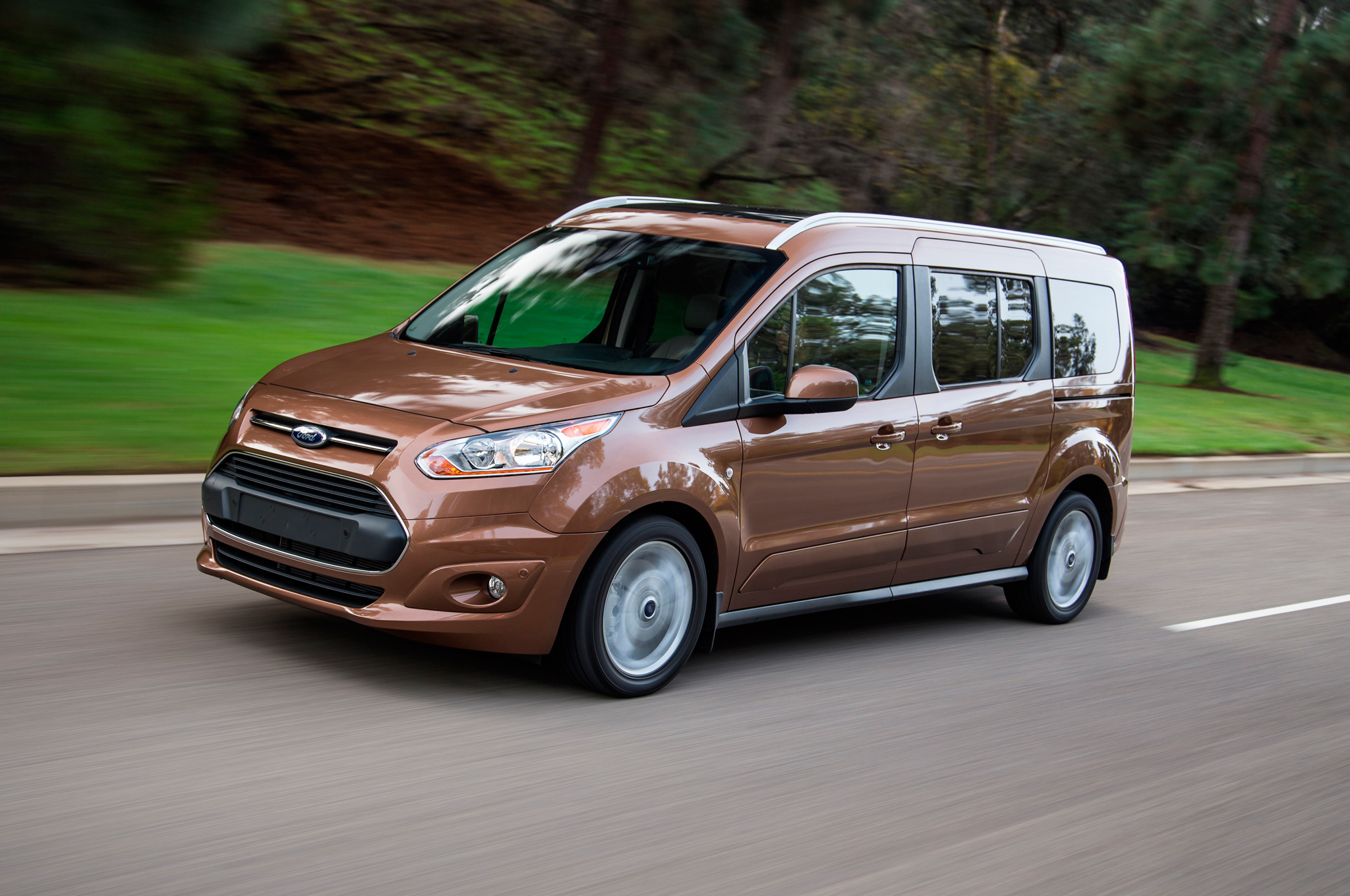 Article The Big Test Minivans Chrysler Honda Kia Nissan And Sedona Fuel Tank Wiring Diagram Read Our 2014 Ford Transit Connect Titanium Wagon Lwb First Right Here